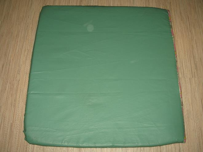 Матрасик на пеленальный столик своими руками