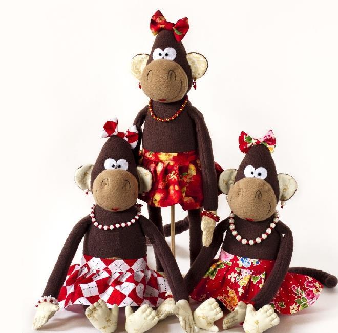 Мартышки-модельеры