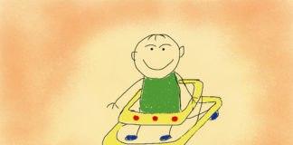 Нужны ли ребенку ходунки?