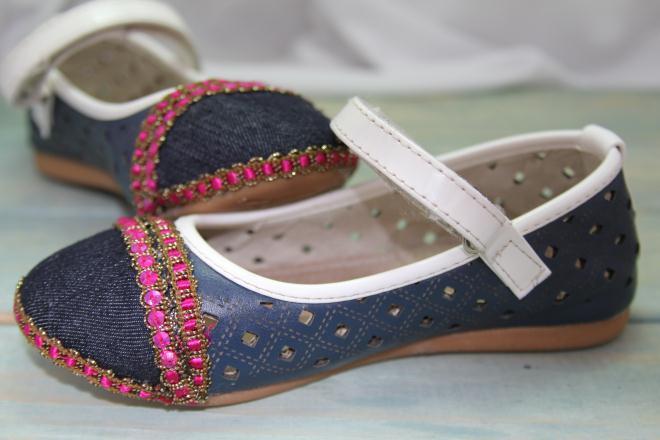 реанимация детской обуви