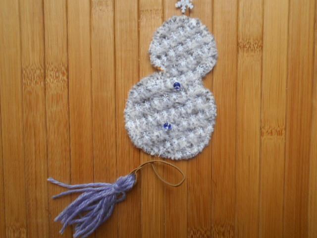 Снеговики готовы