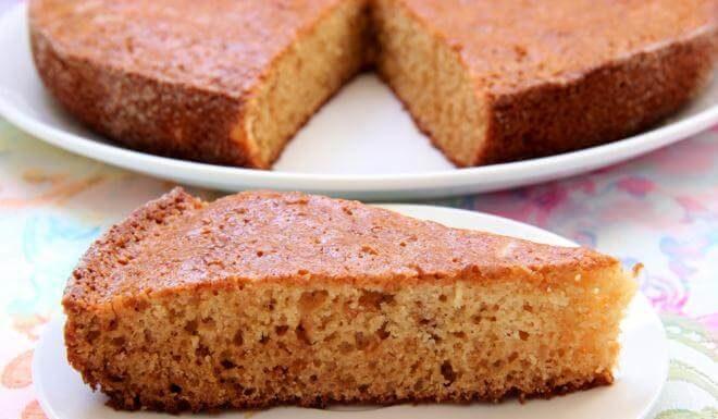 Пирог для ежедневных чаепитий
