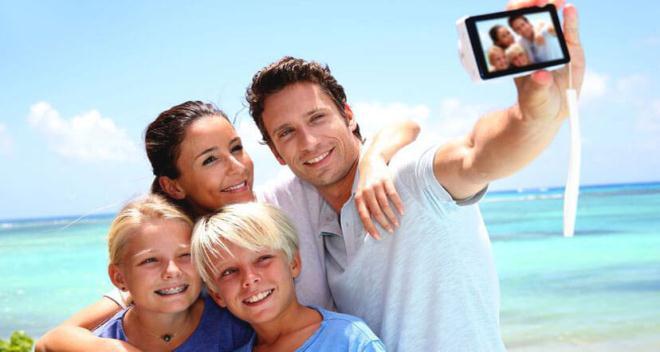 Отдых с семьей на Фиджи