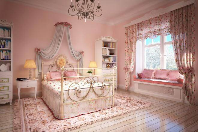 Отделка и мебель