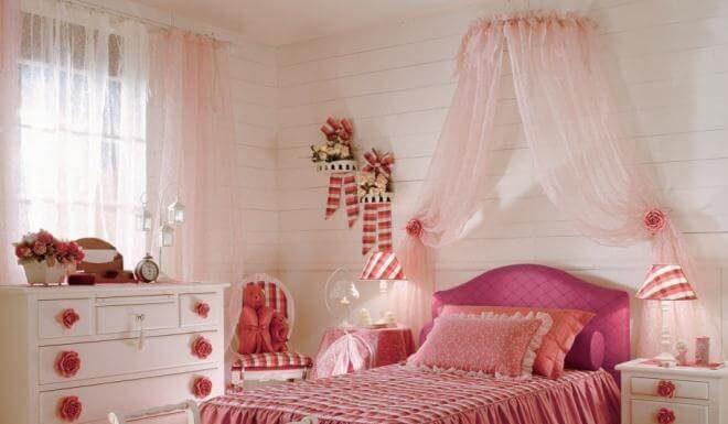 Как оформить детскую комнату для девочки в стиле прованс