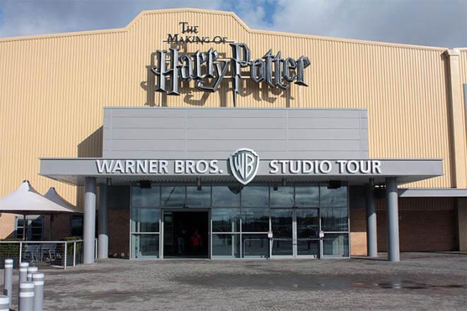 Киностудия, где снимали фильм про Гарри Поттера