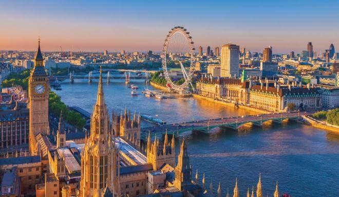 Достопримечательности Лондона для путешествующих с детьми