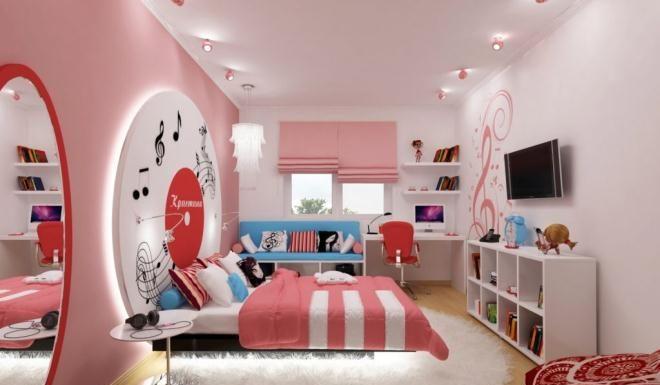 Как создать стильный интерьер детской