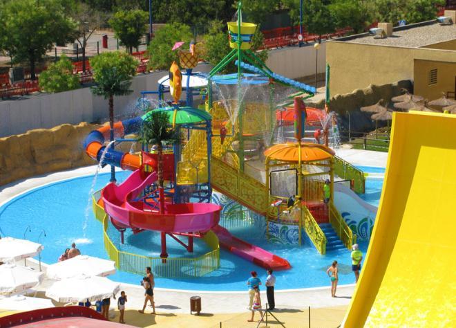 Парк под названием «Isla Magica»