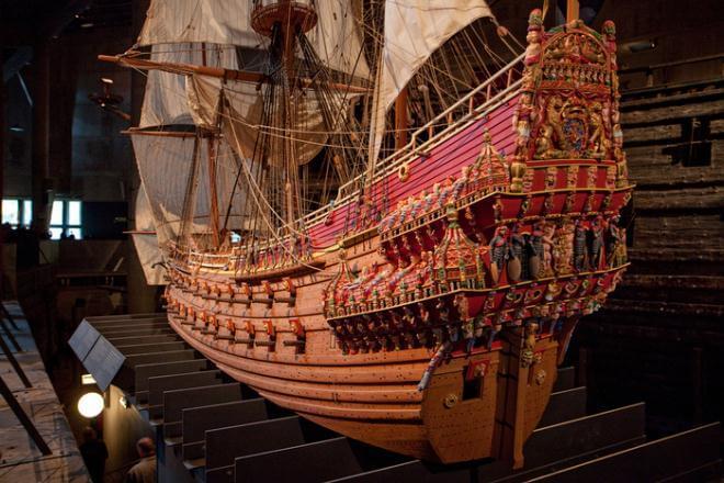 Музей корабля «Васа»
