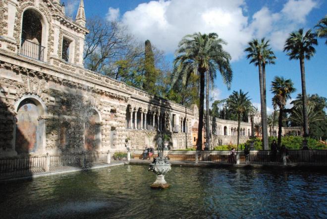 Этот чудесный город Севилья