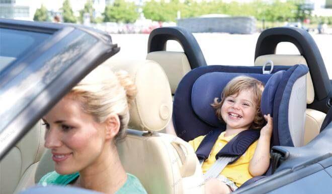 Автомобильные путешествия с ребенком