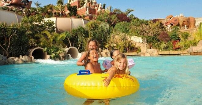 Испания-отдых с детьми на море