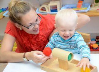 Игры с ребенком 7 месяцев - 1 год