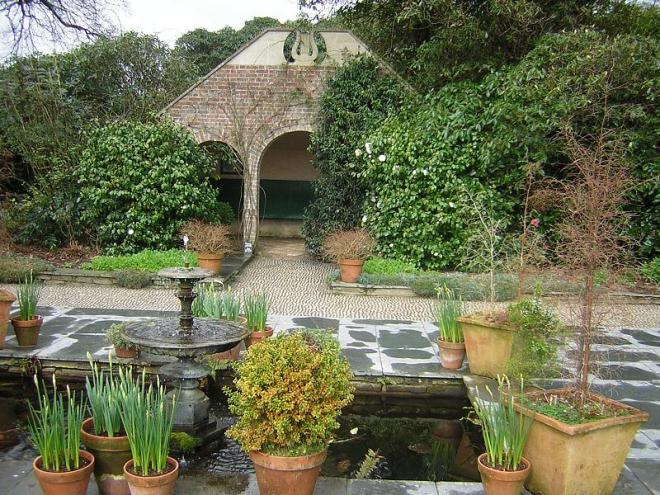 Сады Хелигана - классическая Англия