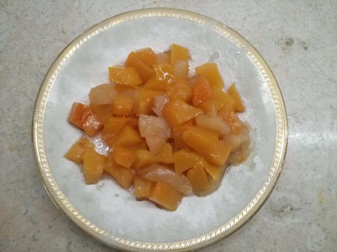 Первый прикорм для детей и сладкий десерт для взрослых из тыквы и яблок