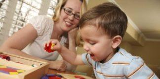Веселое ожидание или 10 игр с ребенком