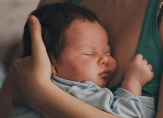 Несколько правил здорового сна ребенка