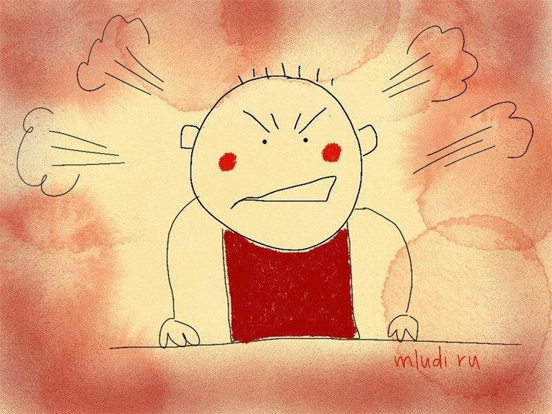 Злость и жестокость у детей