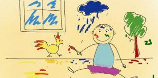 Арт-терапия от детских капризов