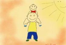 отец в воспитании мальчика