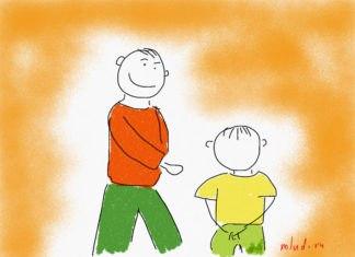 Ребенок не здоровается с взрослыми