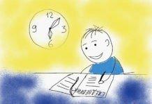 Как научить ребенка планировать время?